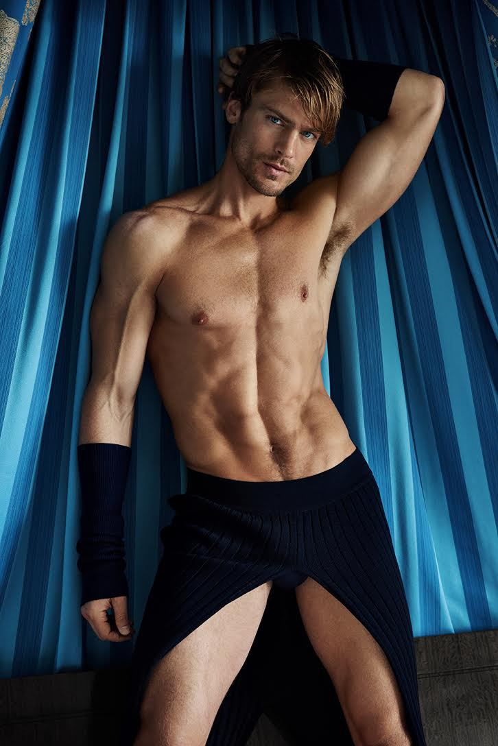 Gay male supermodels
