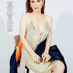 Julianne Moore by David Roemer