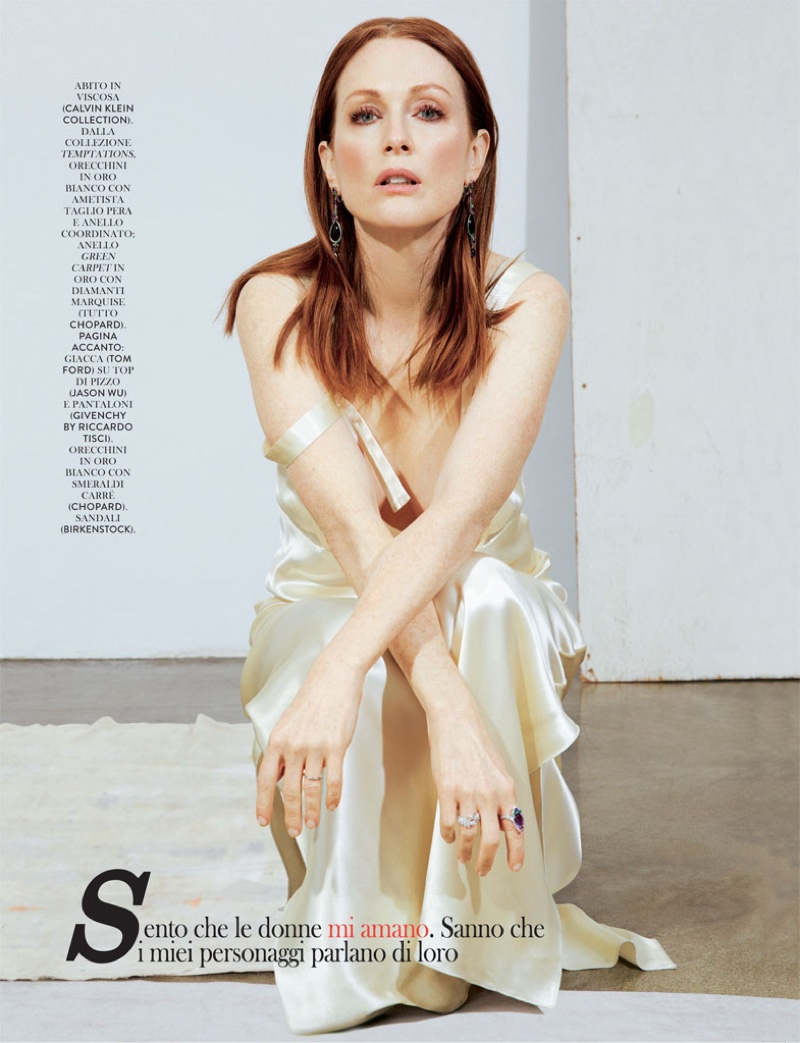 Julianne Moore by David Roemer (6)