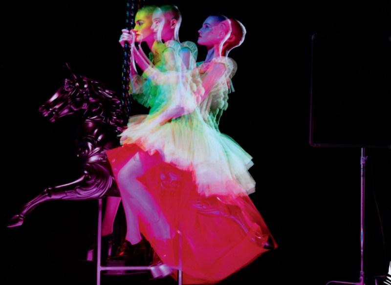 Lina Hoss by Miles Aldridge (9)