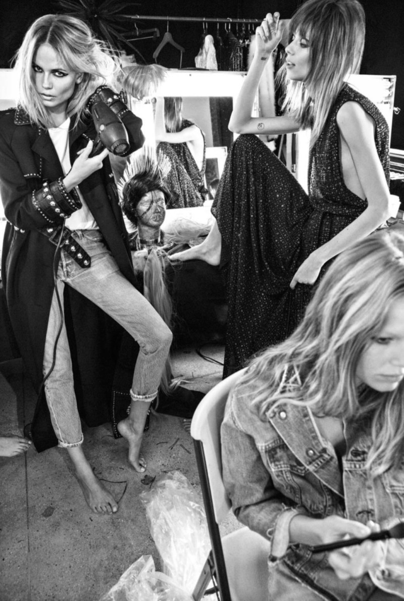 Natasha Poly, Anna Ewers, Lexi Boling, Rianne van Rompaey, Maria Borges, Lineisy Montero and Alisa Ahmann by Inez van Lamsweerde and Vinoodh Matadin (4)