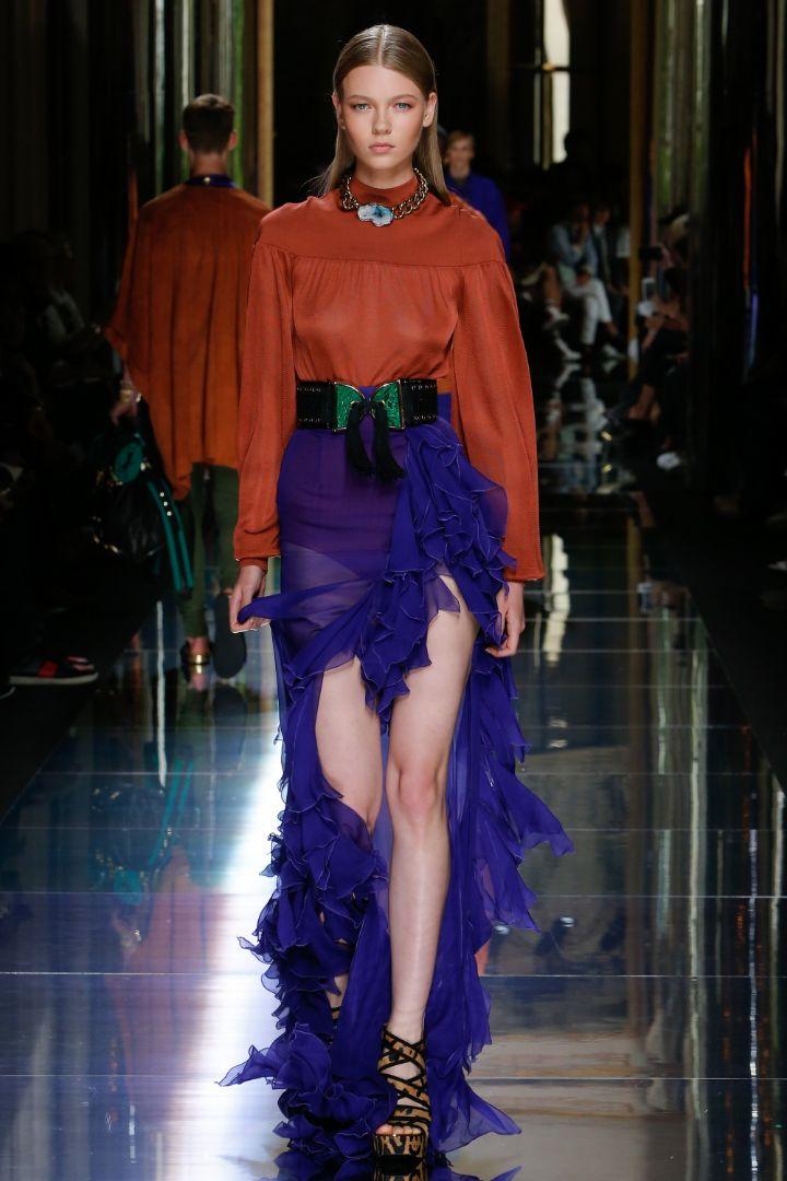Balmain Menswear SS 2017 Paris (26)