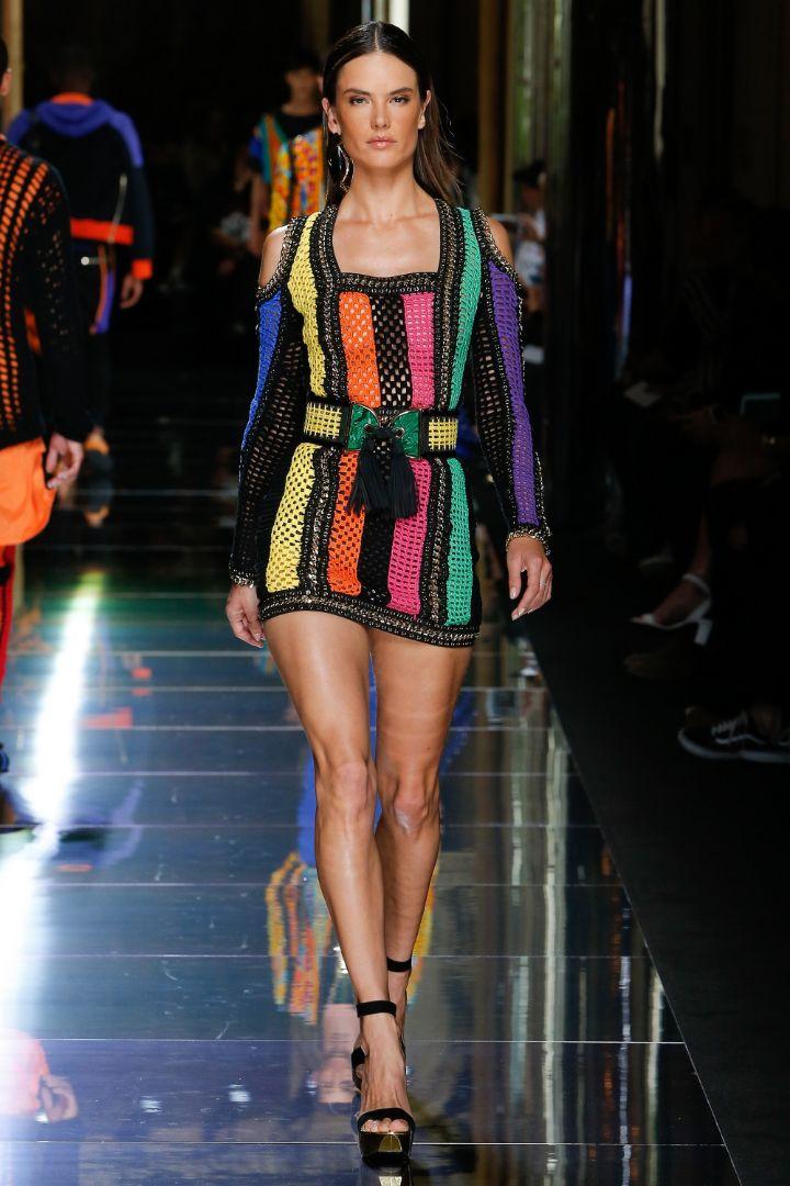 Balmain Menswear SS 2017 Paris (42)