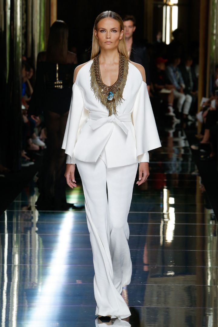 Balmain Menswear SS 2017 Paris (78)