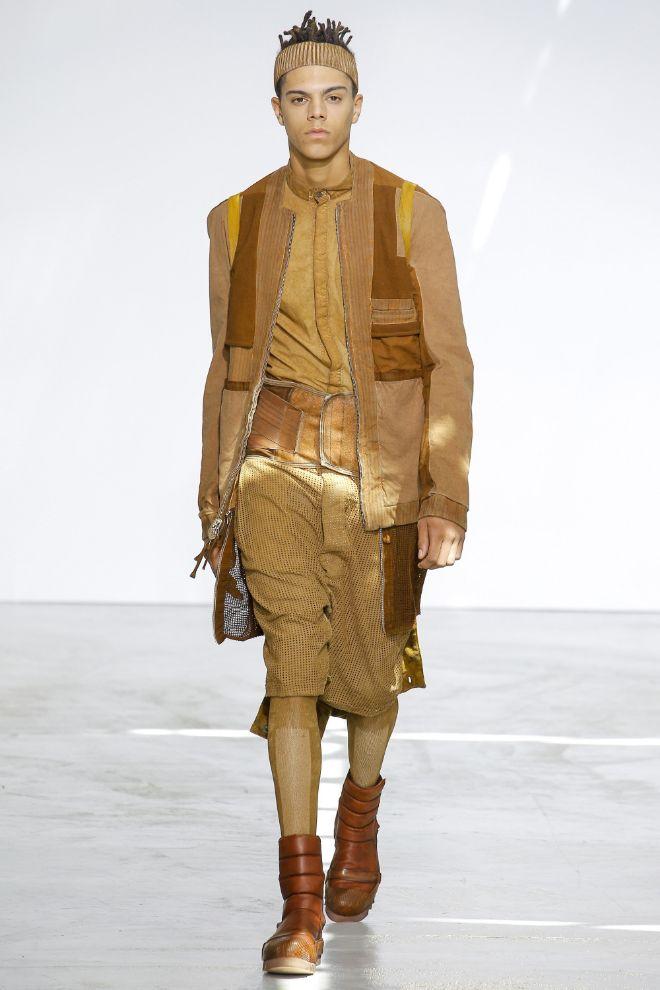 Boris Bidjan Saberi Menswear SS 2017 Paris (10)