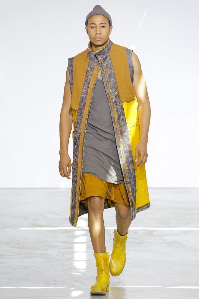 Boris Bidjan Saberi Menswear SS 2017 Paris (13)