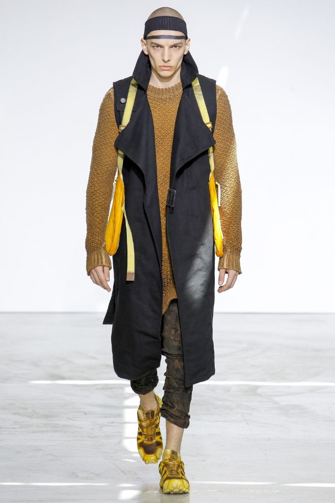 Boris Bidjan Saberi Menswear SS 2017 Paris (16)
