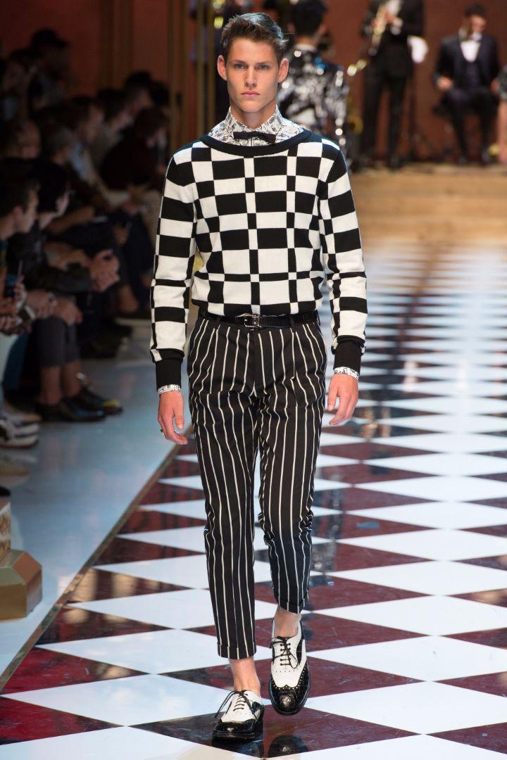 Dolce & Gabbana Menswear SS 2017 Milan (20)