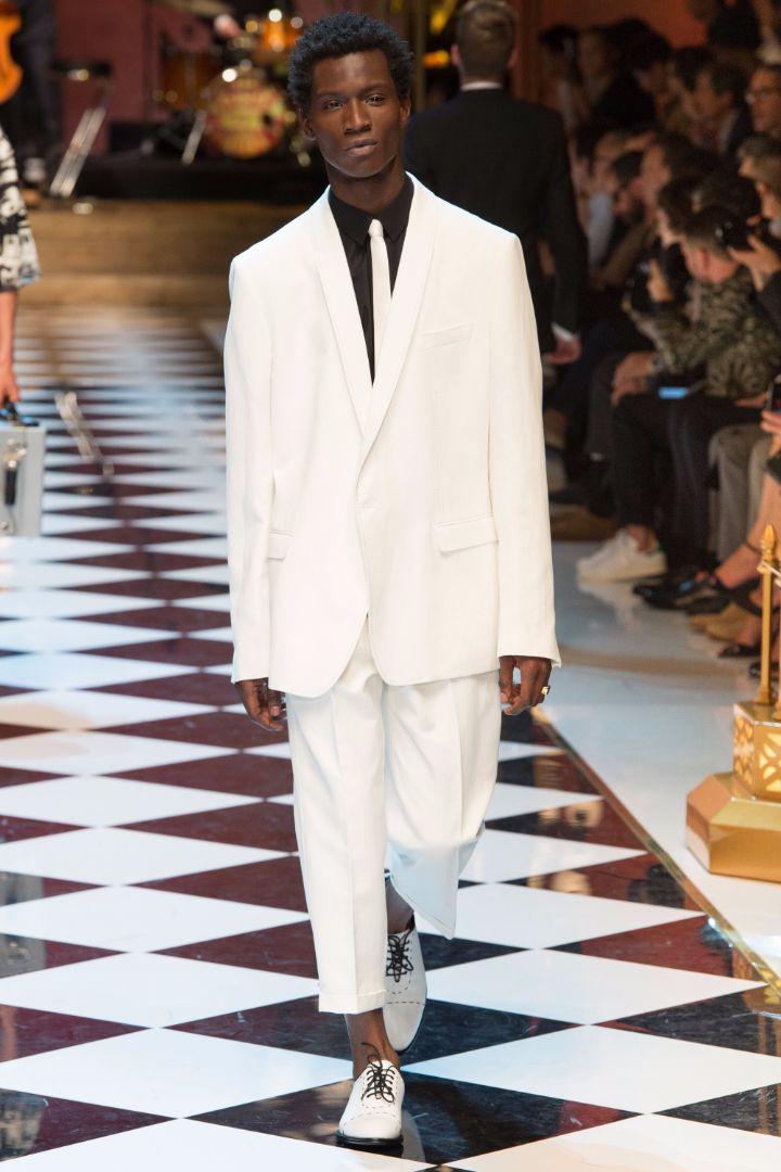 Dolce & Gabbana Menswear SS 2017 Milan (3)