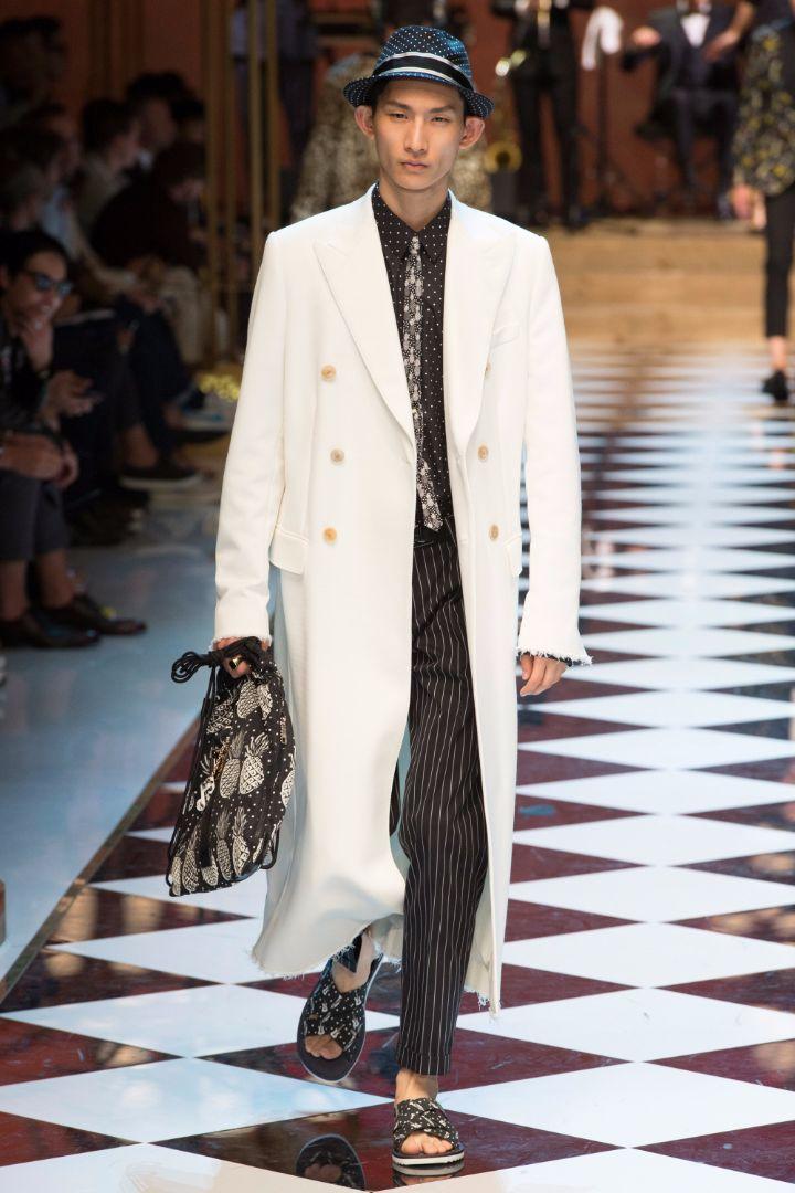 Dolce & Gabbana Menswear SS 2017 Milan (35)