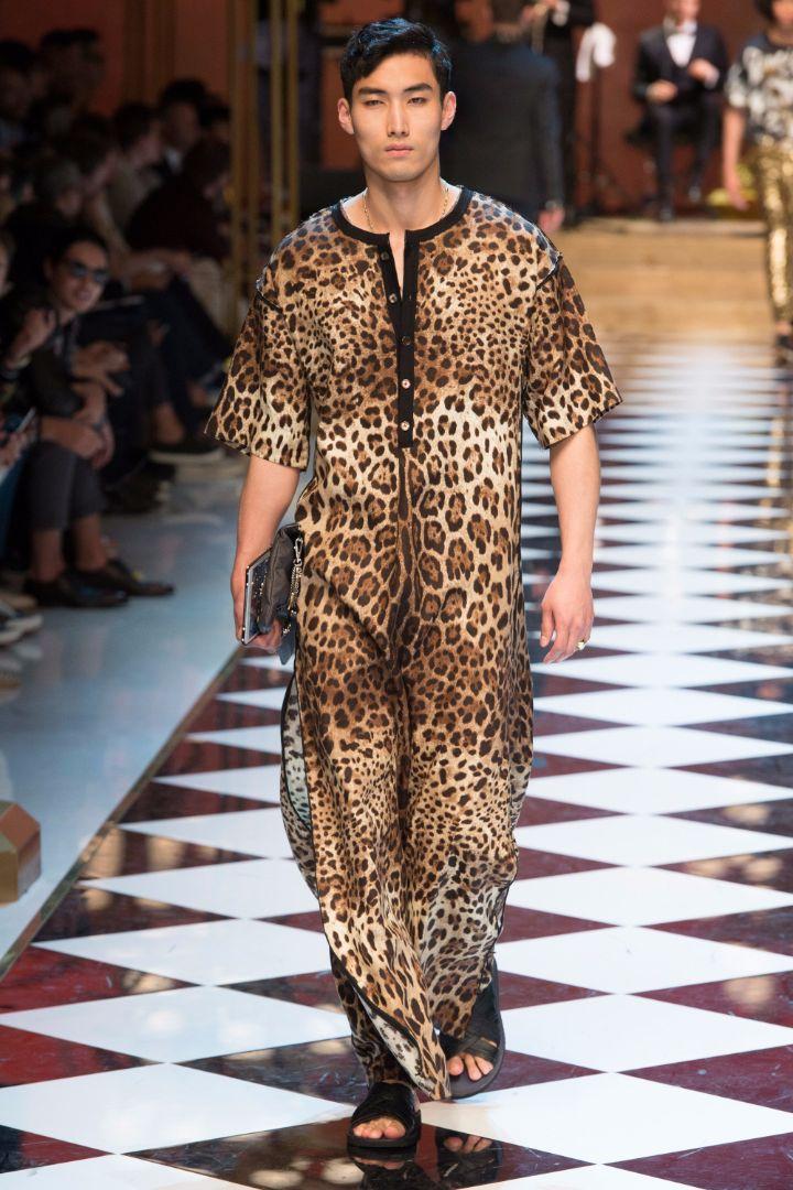 Dolce & Gabbana Menswear SS 2017 Milan (44)