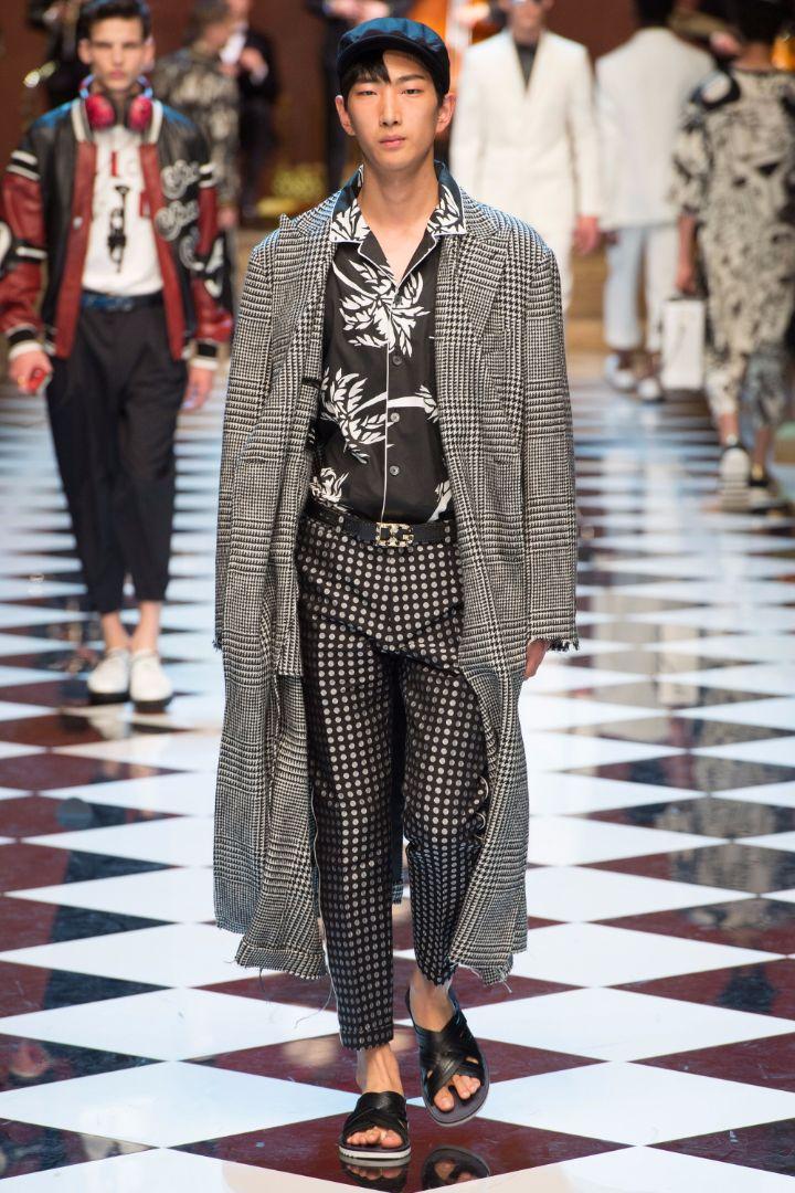 Dolce & Gabbana Menswear SS 2017 Milan (7)