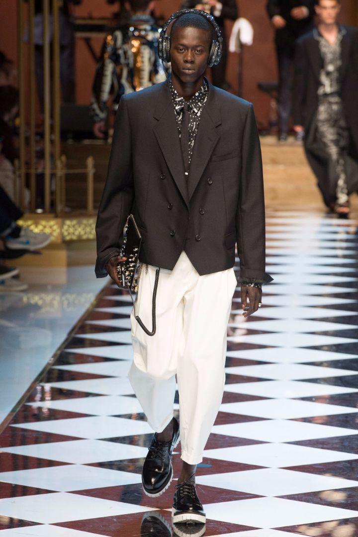 Dolce & Gabbana Menswear SS 2017 Milan (71)