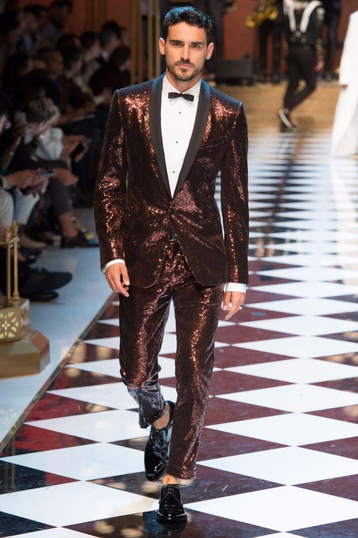 Dolce & Gabbana Menswear SS 2017 Milan (80)