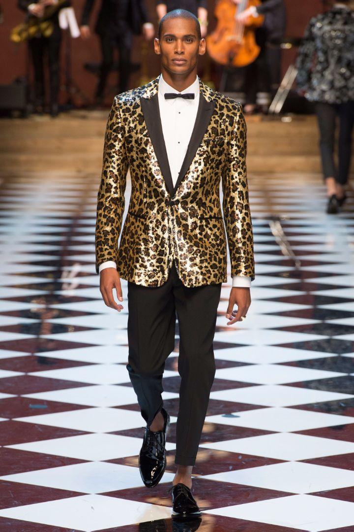 Dolce & Gabbana Menswear SS 2017 Milan (97)