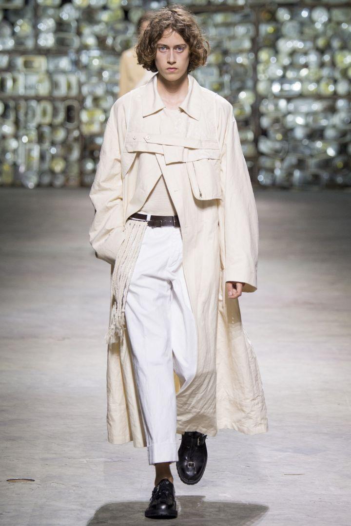 Dries Van Noten Menswear SS 2017 Paris (1)