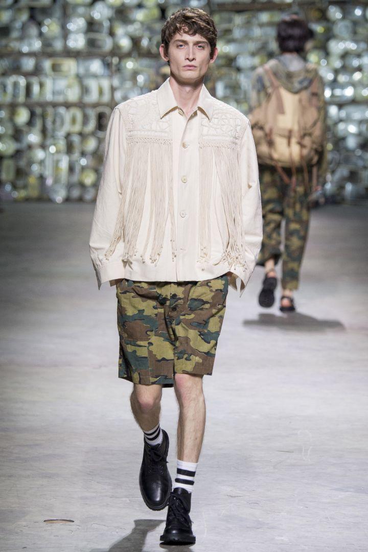 Dries Van Noten Menswear SS 2017 Paris (18)