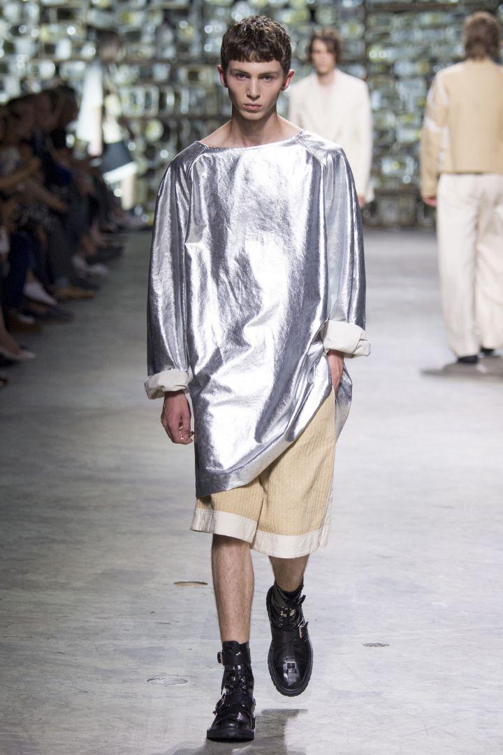Dries Van Noten Menswear SS 2017 Paris (4)