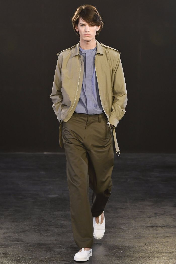 E. Tautz Menswear SS 2017 London (7)