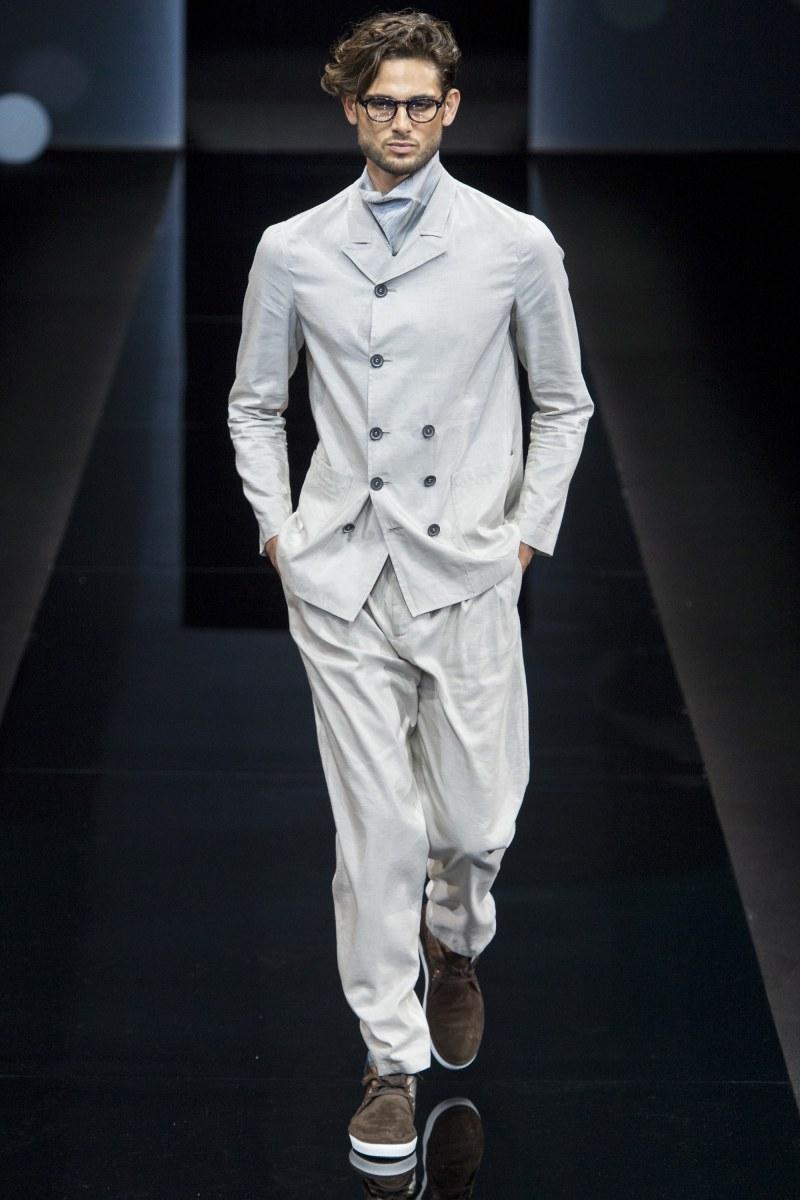 Giorgio Armani Menswear SS 2017 Milan (15)