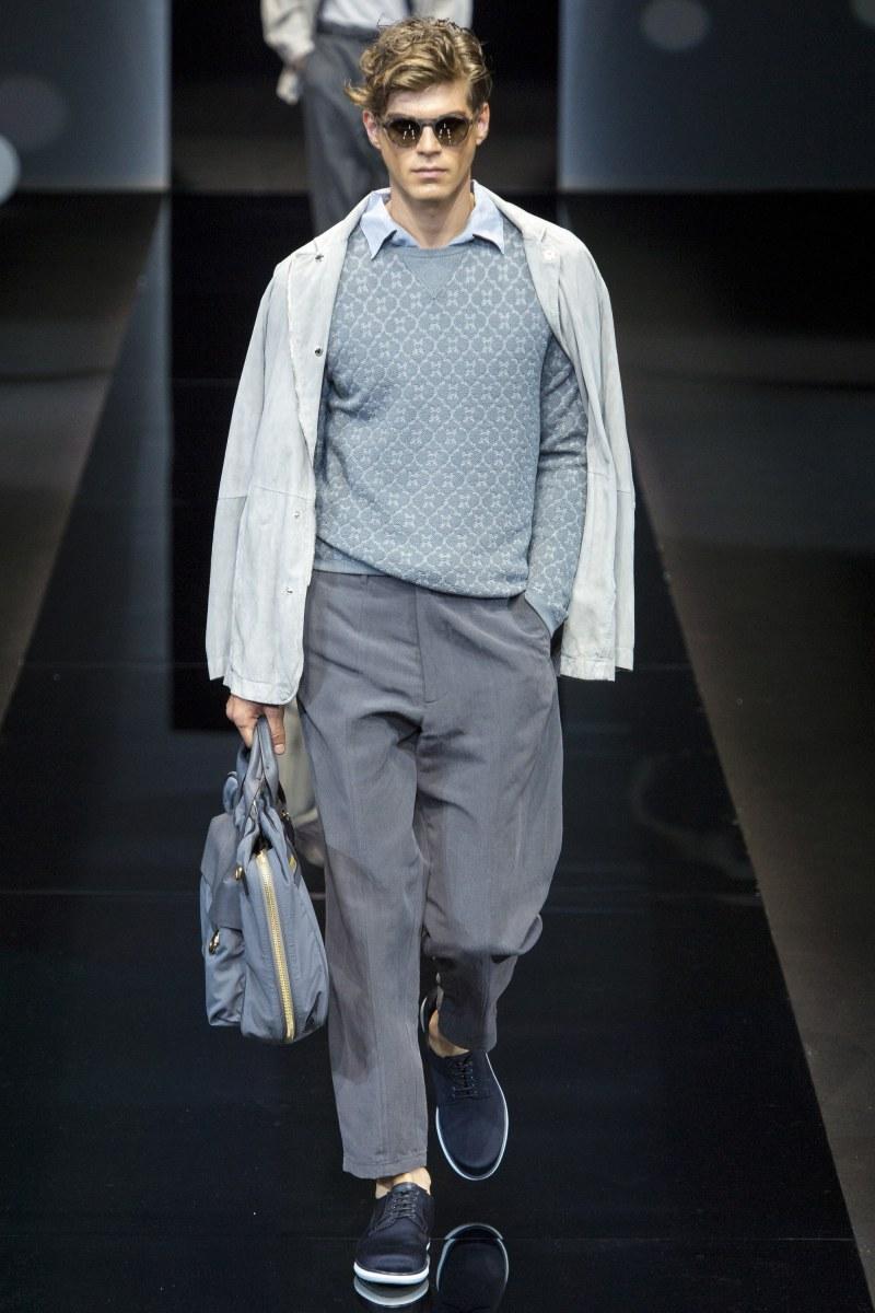 Giorgio Armani Menswear SS 2017 Milan (22)