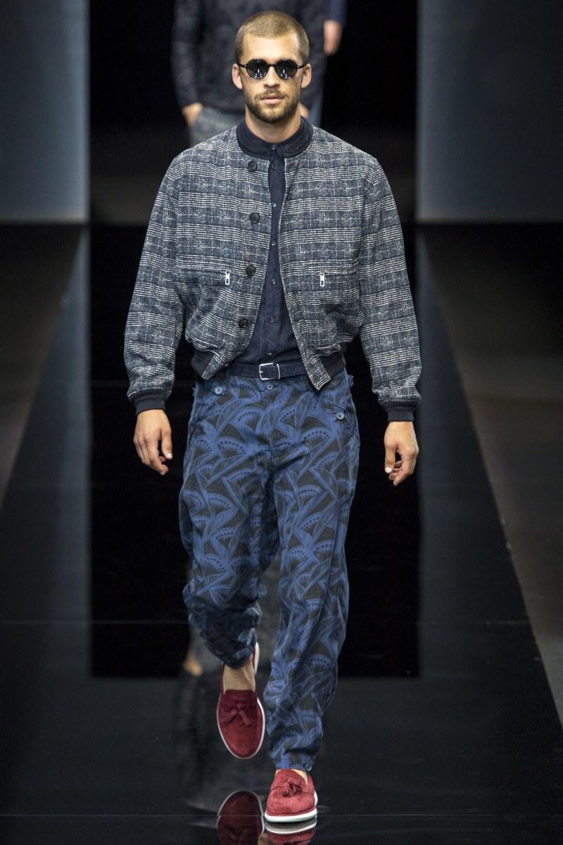 Giorgio Armani Menswear SS 2017 Milan (40)