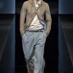 Giorgio Armani Menswear S/S 2017 Milan