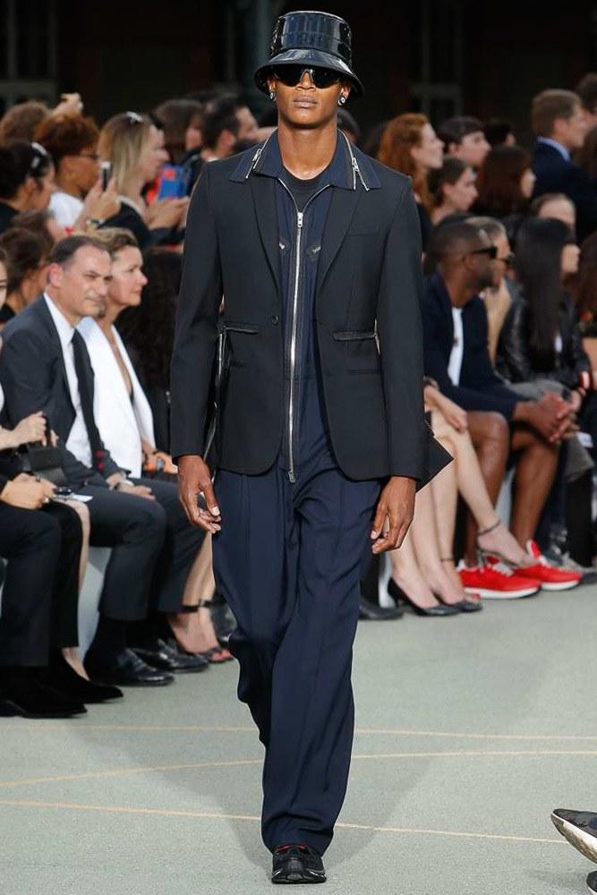 Givenchy Menswear SS 2017 Paris (15)
