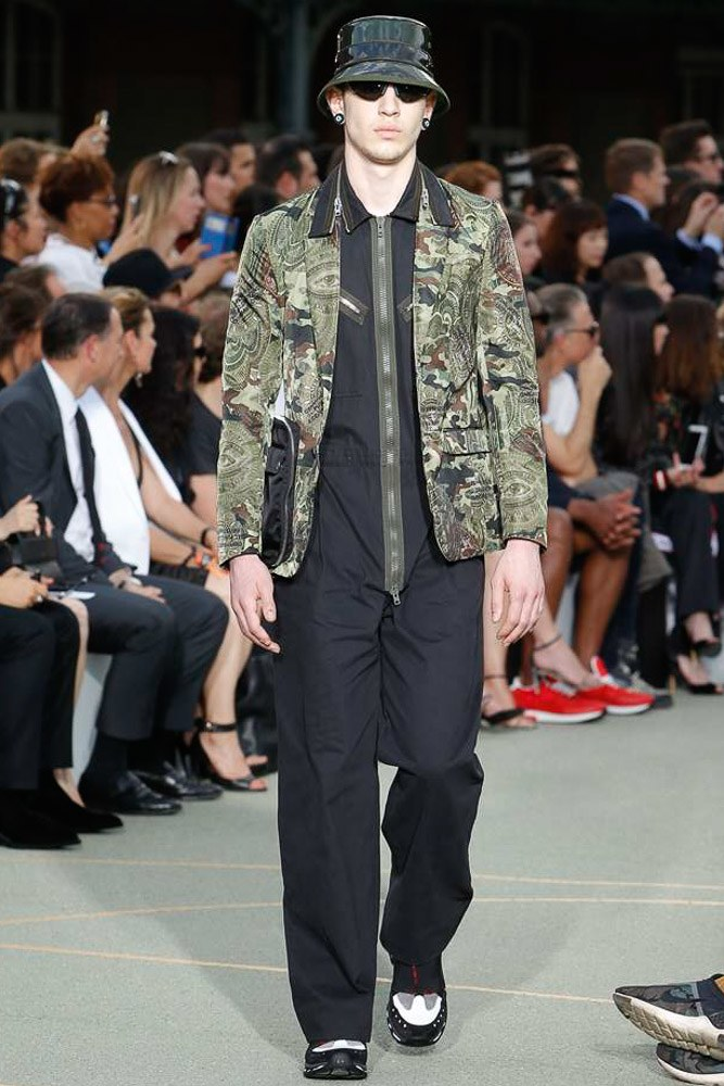 Givenchy Menswear SS 2017 Paris (19)