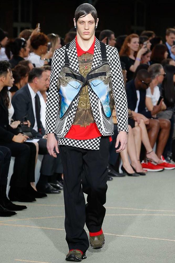 Givenchy Menswear SS 2017 Paris (29)