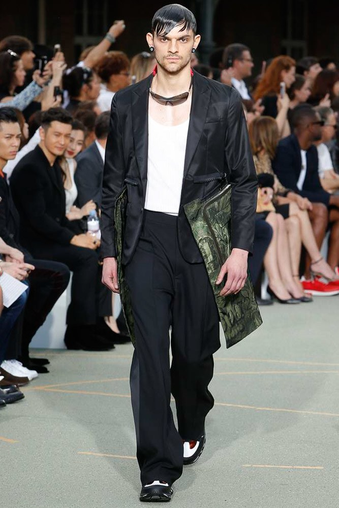 Givenchy Menswear SS 2017 Paris (3)