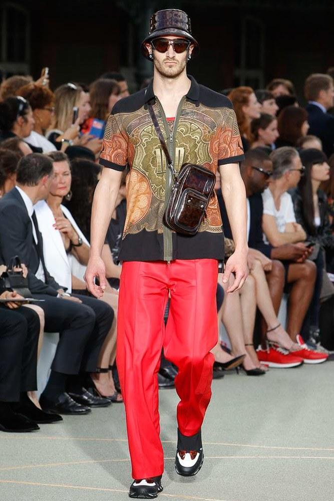 Givenchy Menswear SS 2017 Paris (31)