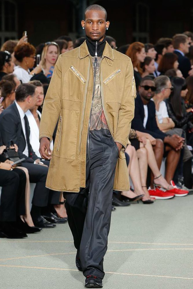 Givenchy Menswear SS 2017 Paris (32)