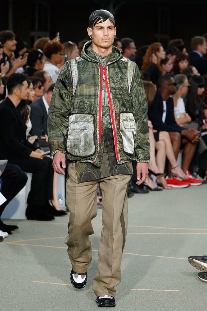 Givenchy Menswear SS 2017 Paris (37)