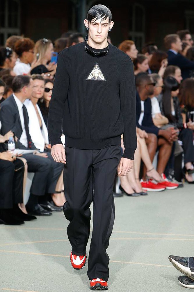 Givenchy Menswear SS 2017 Paris (4)
