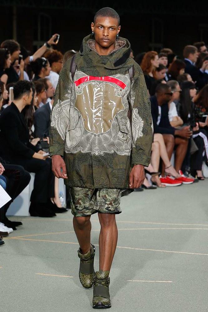 Givenchy Menswear SS 2017 Paris (40)