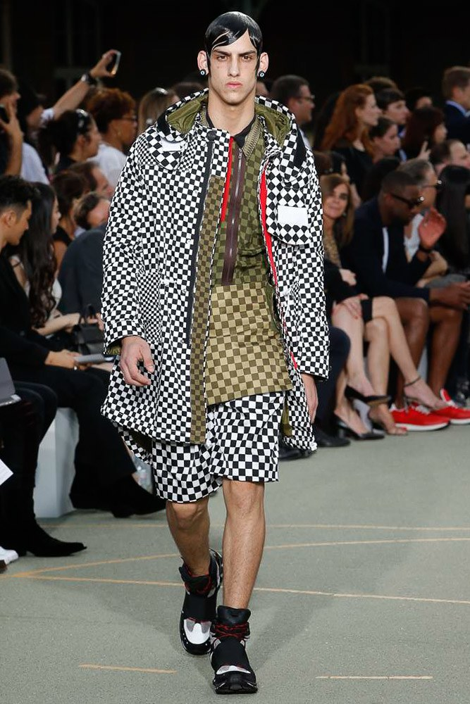 Givenchy Menswear SS 2017 Paris (41)
