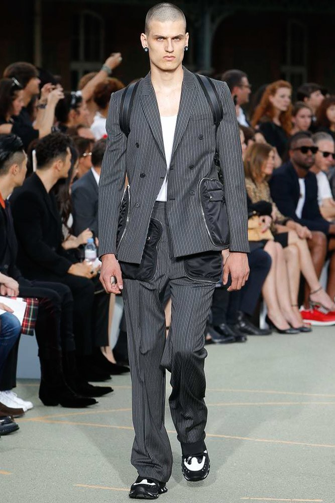 Givenchy Menswear SS 2017 Paris (5)