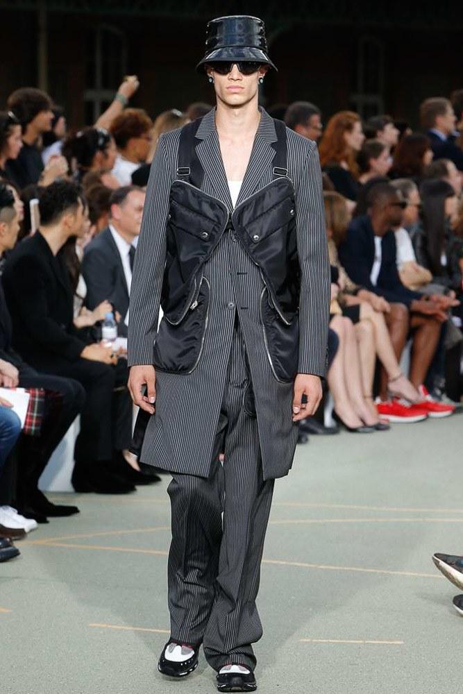 Givenchy Menswear SS 2017 Paris (7)
