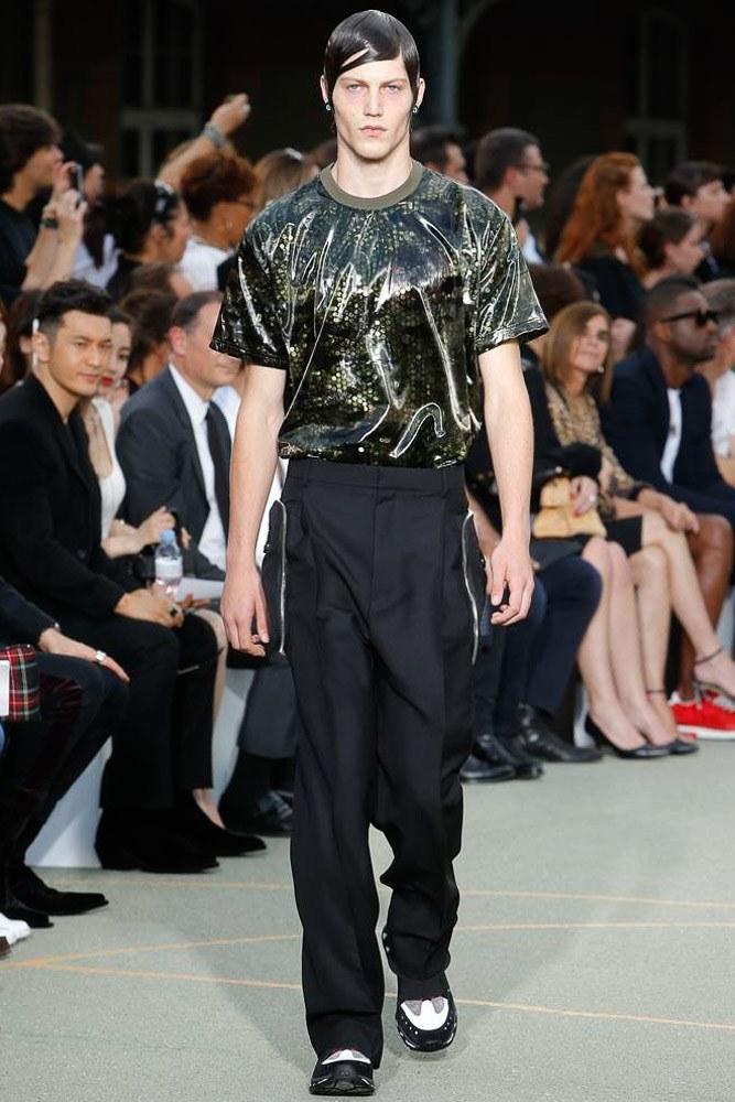 Givenchy Menswear SS 2017 Paris (8)