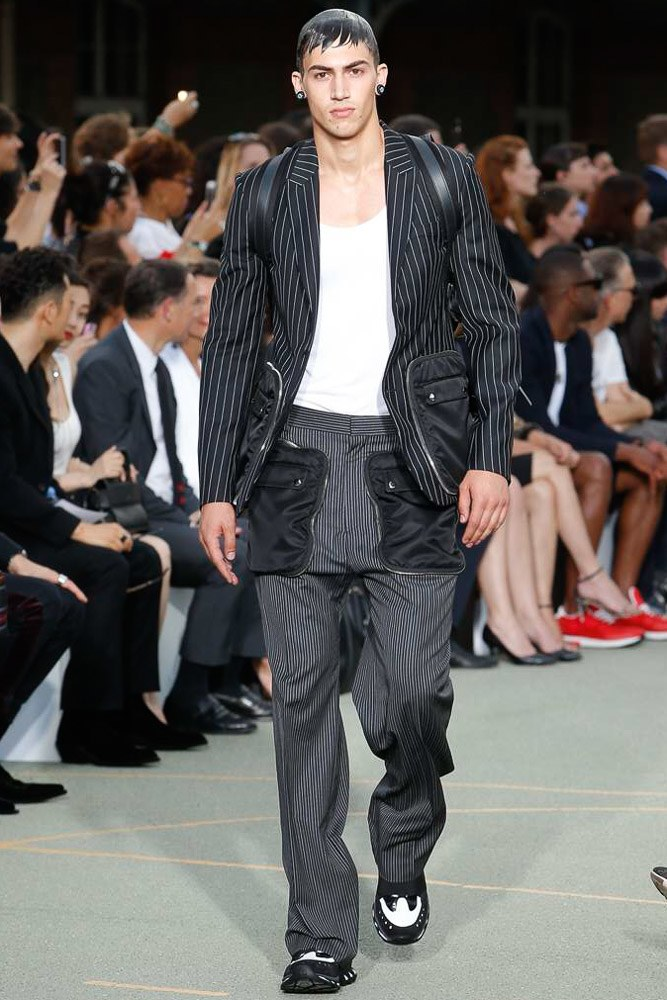 Givenchy Menswear SS 2017 Paris (9)