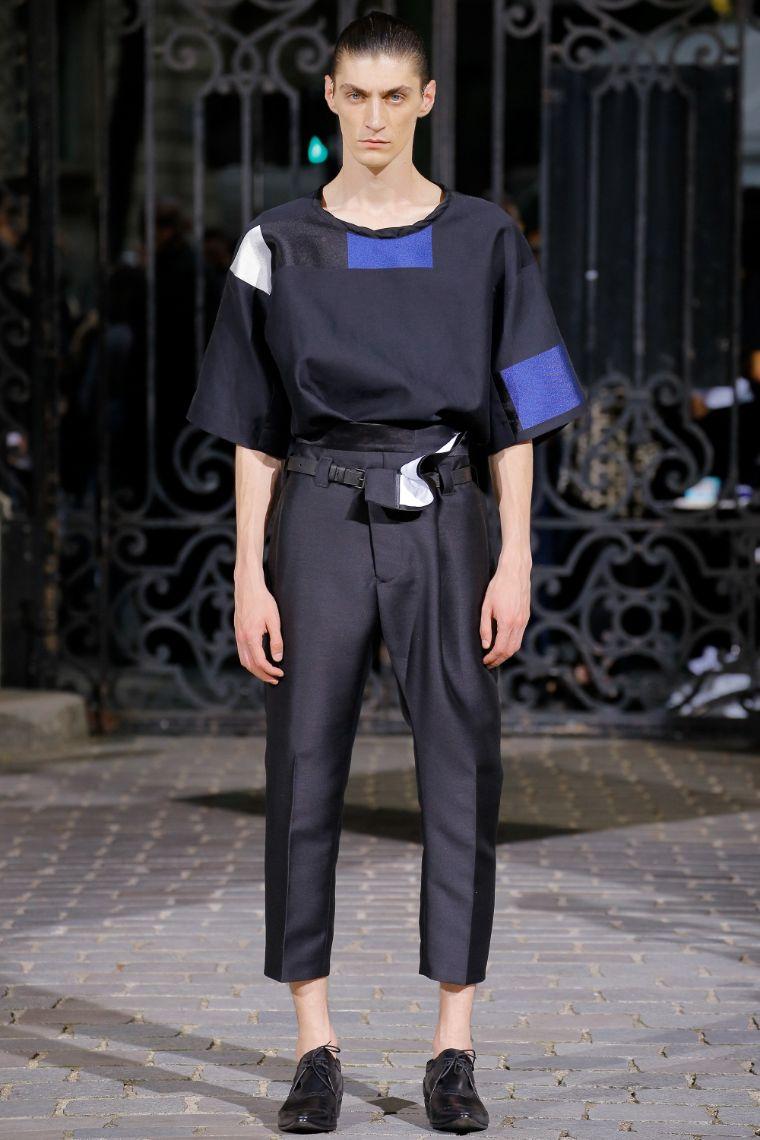 Haider Ackermann Menswear SS 2017 Paris (30)