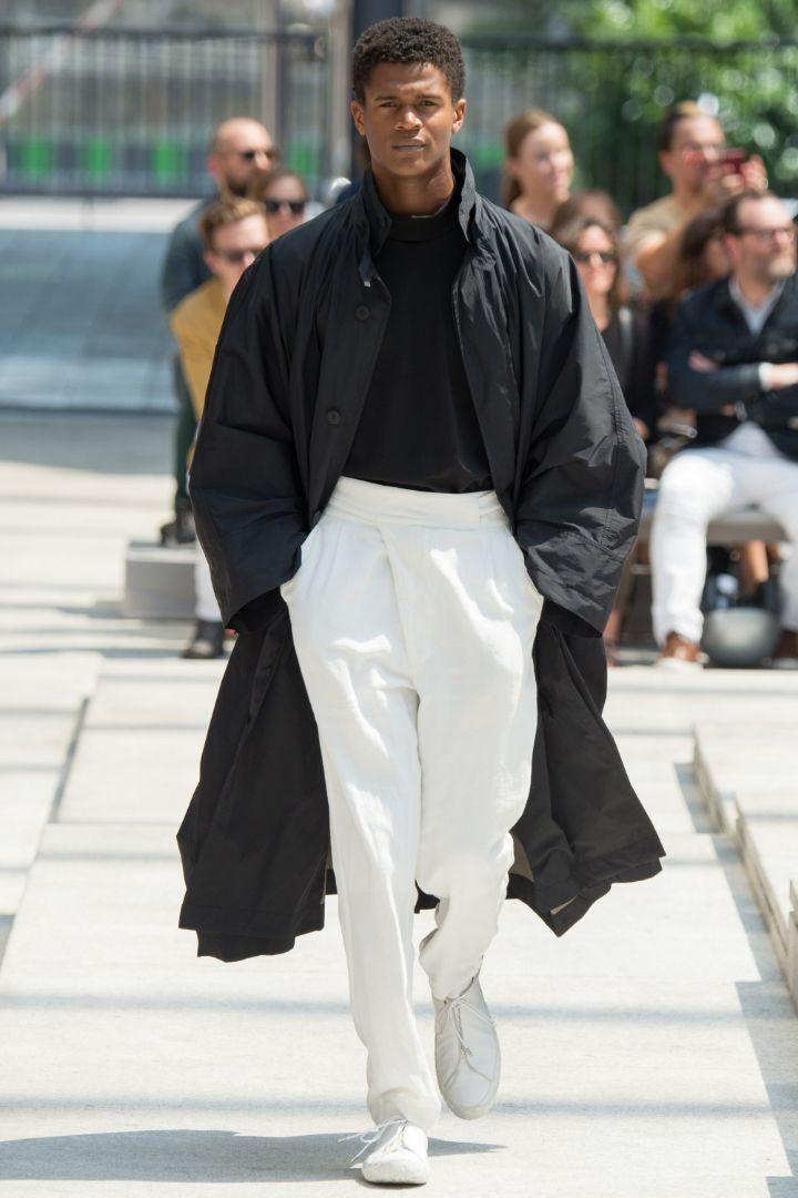 Issey Miyake Menswear SS 2017 Paris (13)