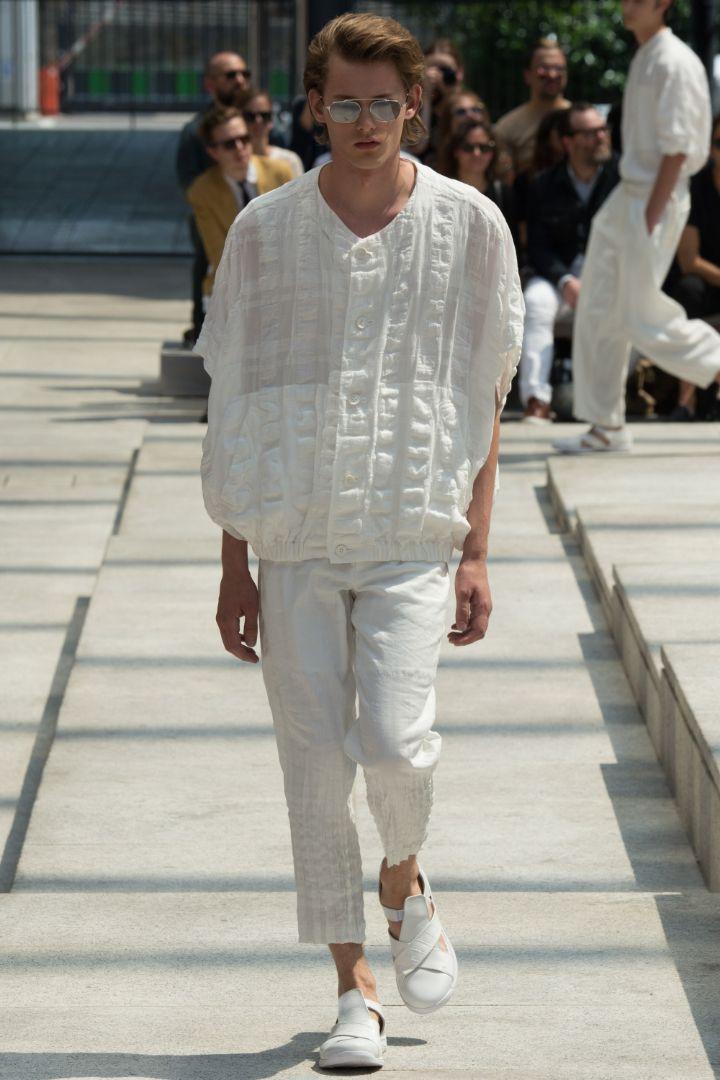 Issey Miyake Menswear SS 2017 Paris (2)