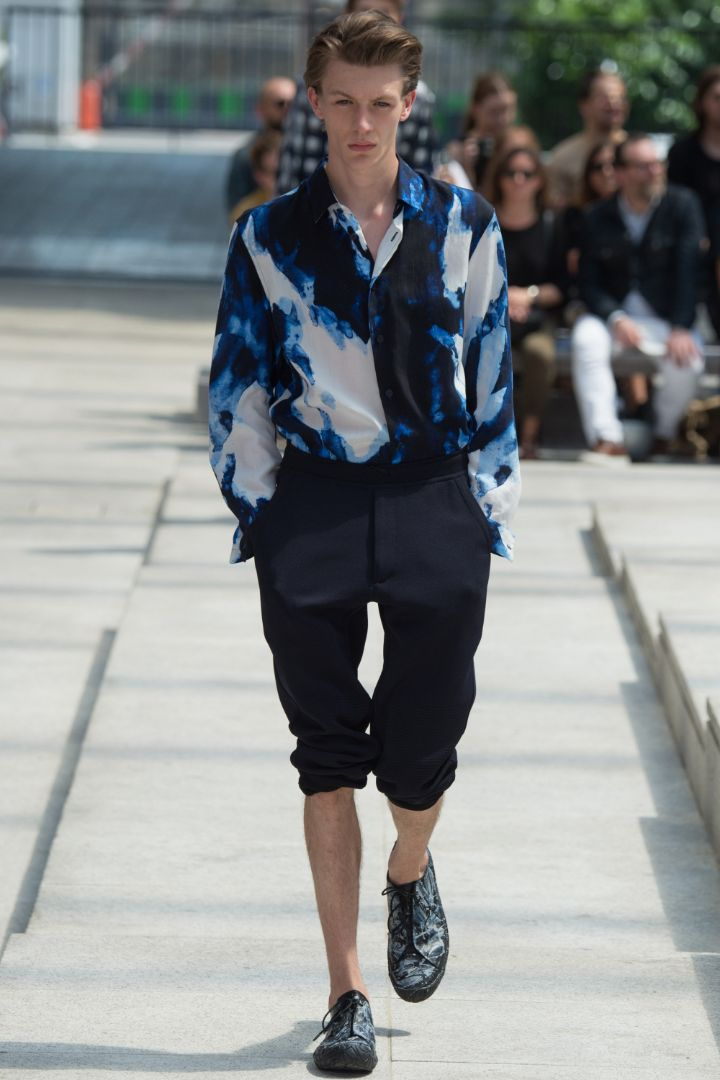 Issey Miyake Menswear SS 2017 Paris (26)