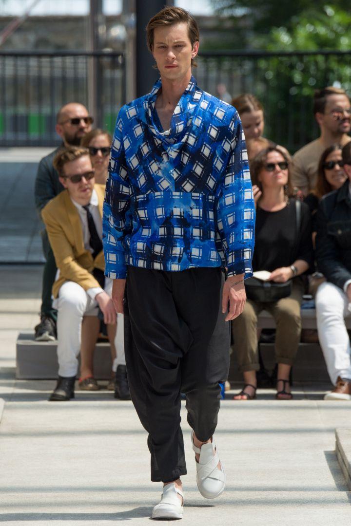 Issey Miyake Menswear SS 2017 Paris (28)