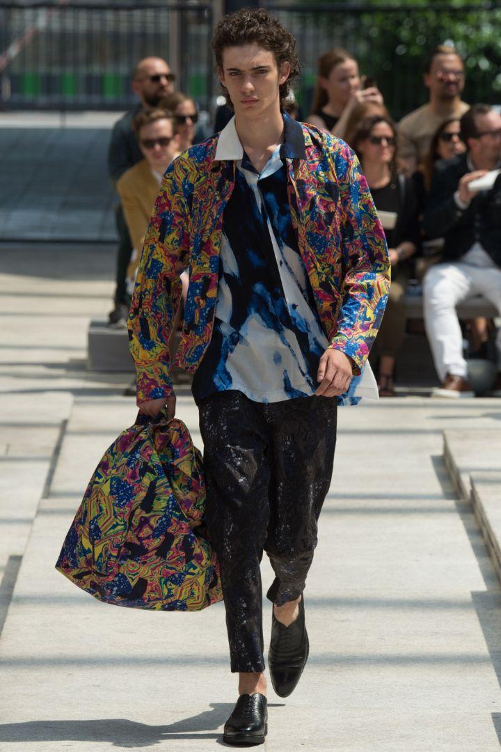 Issey Miyake Menswear SS 2017 Paris (30)