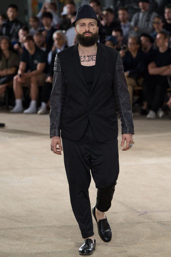 Junya Watanabe Menswear SS 2017 Paris (20)
