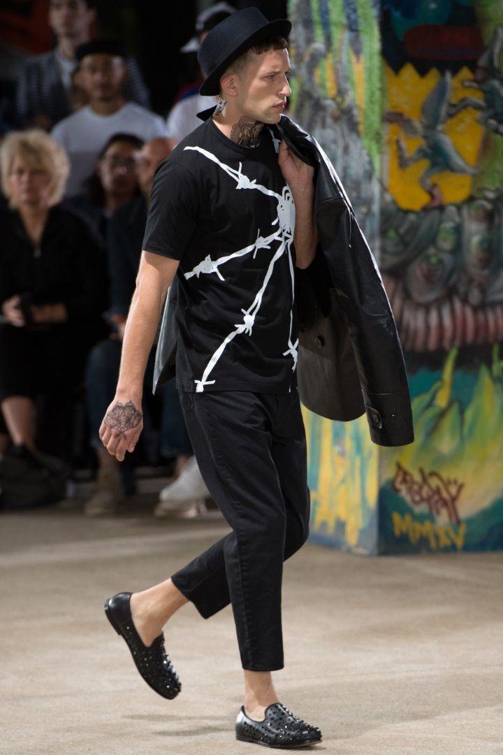 Junya Watanabe Menswear SS 2017 Paris (7)