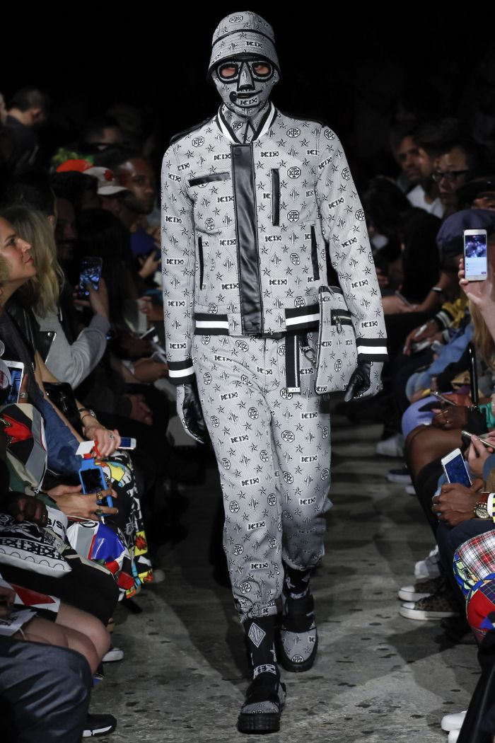 KTZ Menswear SS 2017 London (15)